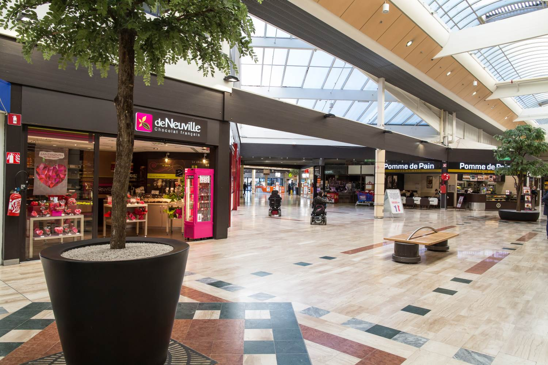 Centre commercial la vatine ema invest the retail for Centre commercial grand tour
